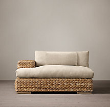 St. Martin Left-Arm Chaise Cushions