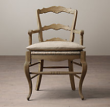 18Th C. Louis XV Armchair Cushion