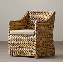 St. Martin Armchair Cushion