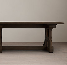 Circa 1900 Craftsman Rectangular Dining Table
