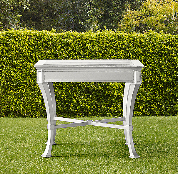 "20"" Antibes Square Side Table"