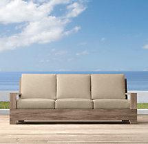 "74"" Belvedere Classic Sofa Cushions"