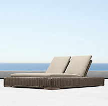 Majorca Luxe Double Chaise