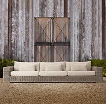 "104"" Majorca Sofa Cushions"