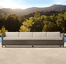 "105"" Malibu Sofa Cushions"
