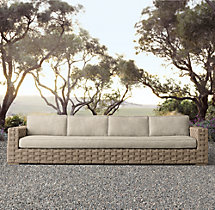 "121"" Rutherford Sofa Cushions"