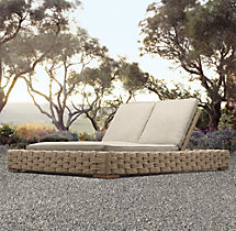 Rutherford Double Chaise Cushions