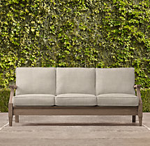 "71"" Santa Monica Classic Sofa Cushions"