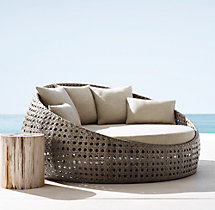 St. Martin Daybed Cushions