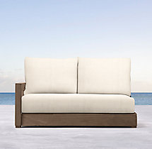 Costa Classic Two-Seat Left-Arm Sofa