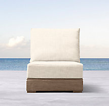 Costa Classic Armless Chair Cushions