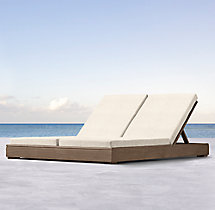Costa Double Chaise