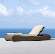 Sorrento Chaise Cushions