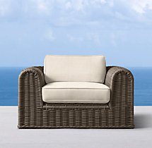 Sorrento Lounge Chair Cushions