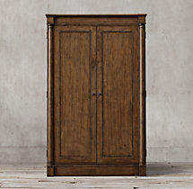 Early 19th C. American Armoire