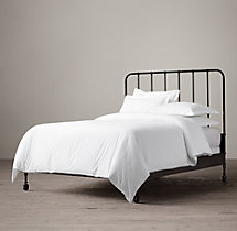 Dutch Industrial Bed