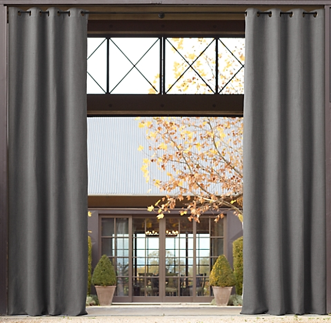 All Outdoor Drapery Hardware