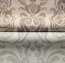 Italian Fiore Bedding Swatch