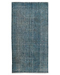 "Vintage Colorwash Rug - 4'10"" X 9'5"""