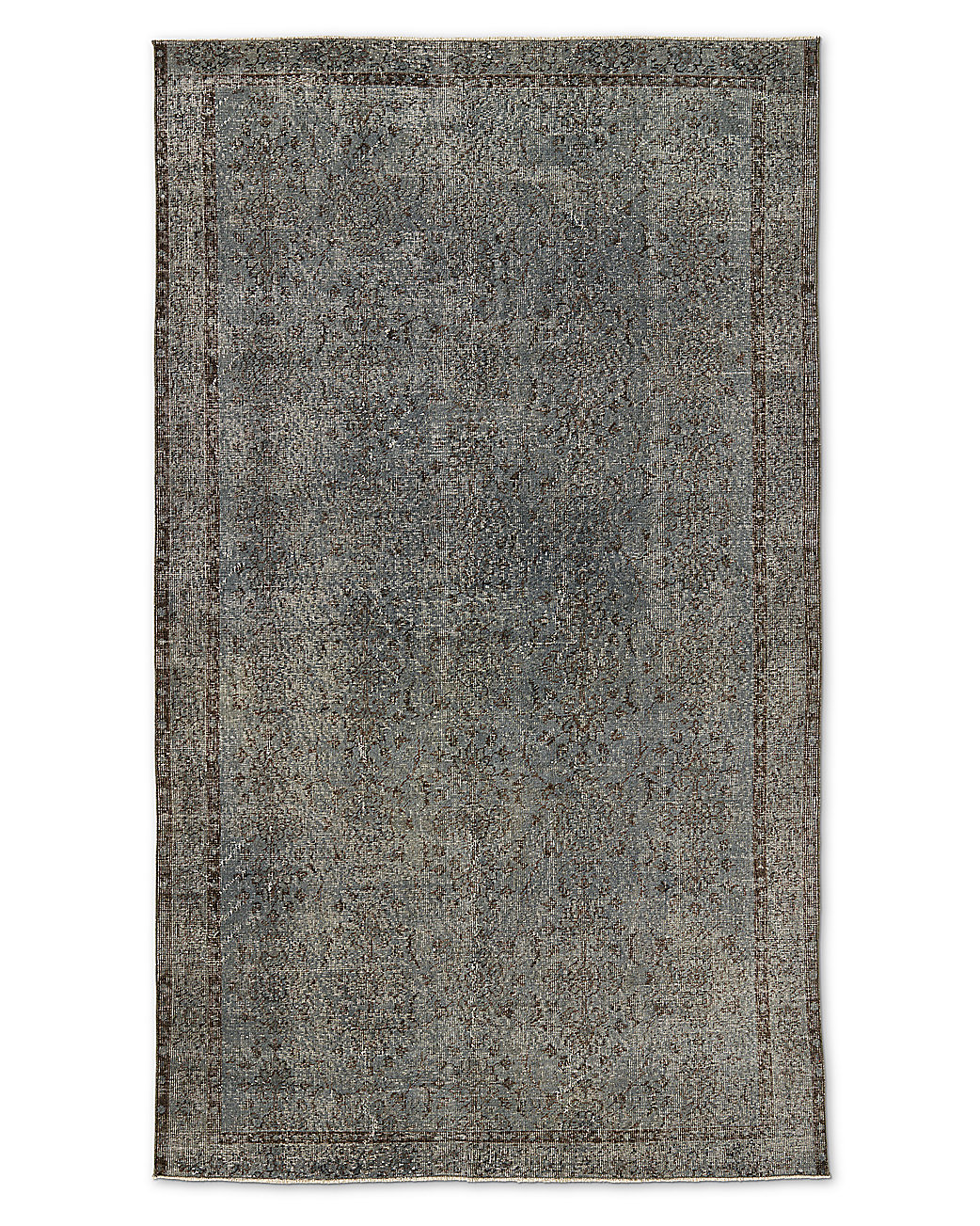 "Vintage Colorwash Rug - 5'4"" X 9'2"""