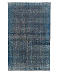 "Vintage Color-Wash Rug 4'9"" X 7'8"""