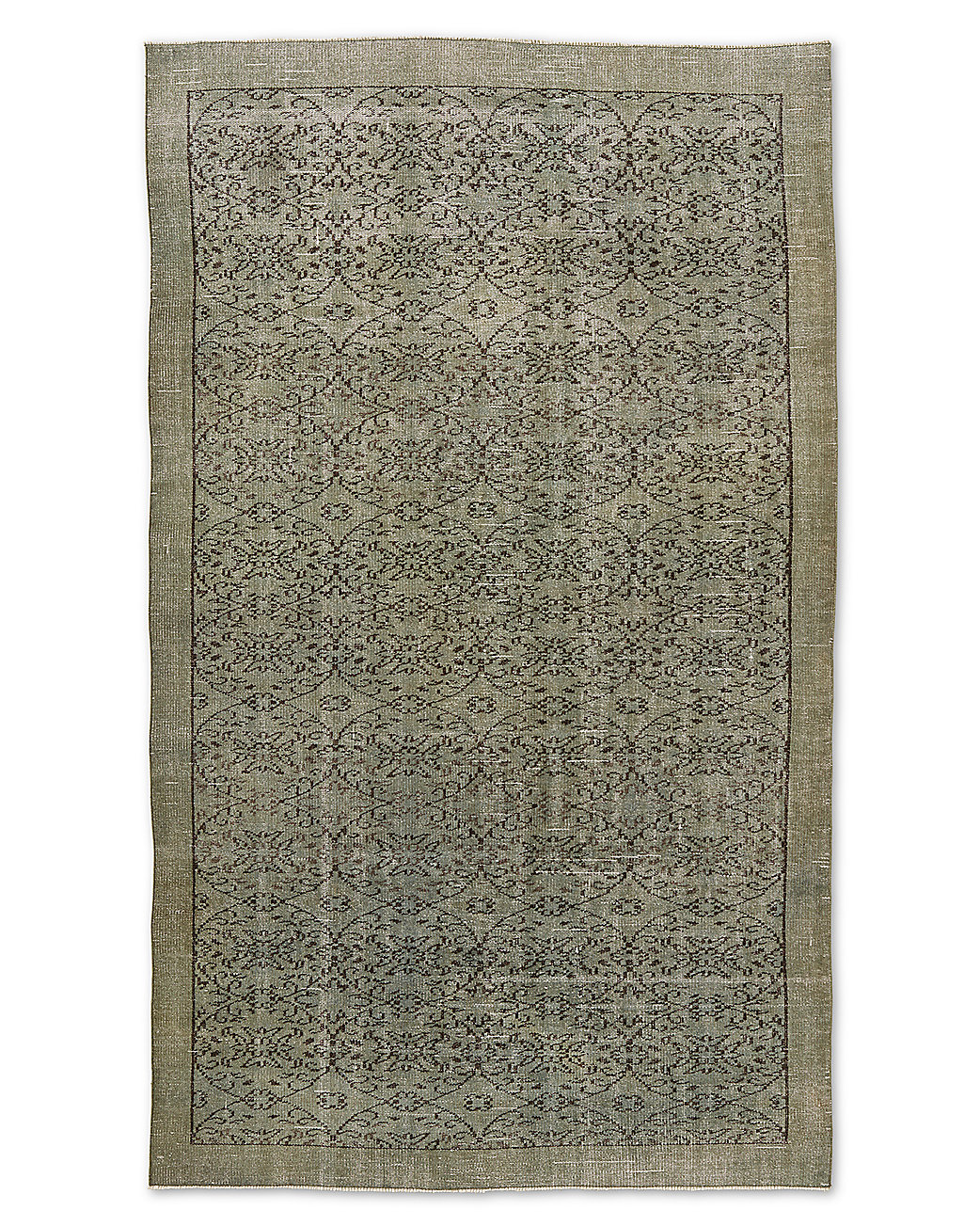 "Vintage Colorwash Rug - 5'9"" X 9'9"""