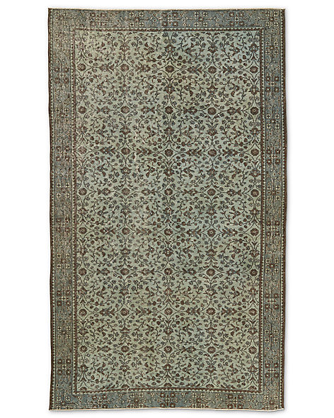 "Vintage Colorwash Rug - 5'4"" X 9'0"""