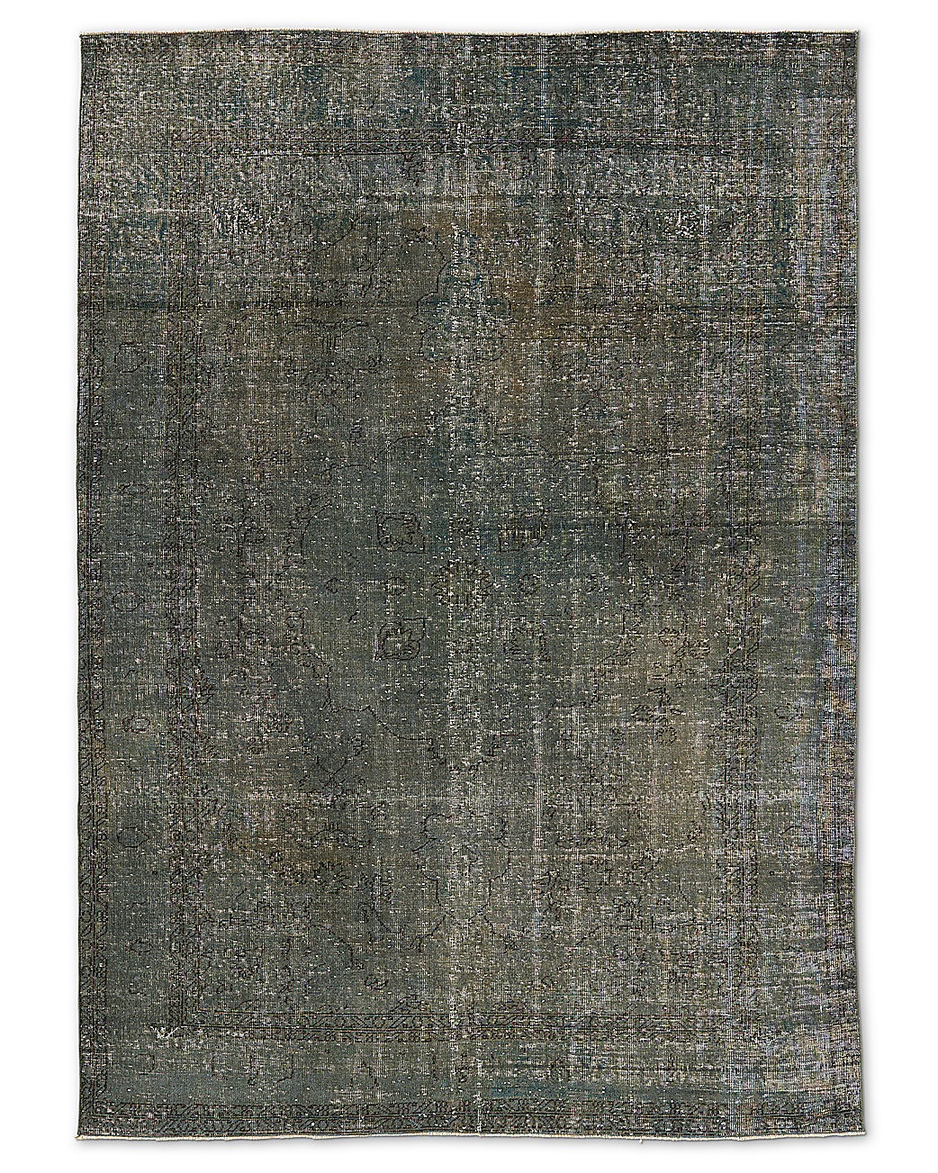 "Vintage Colorwash Rug 6'2"" X 8'8"""