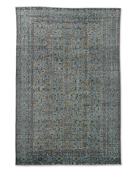 "Vintage Colorwash Rug 6'0"" X 9'0"""