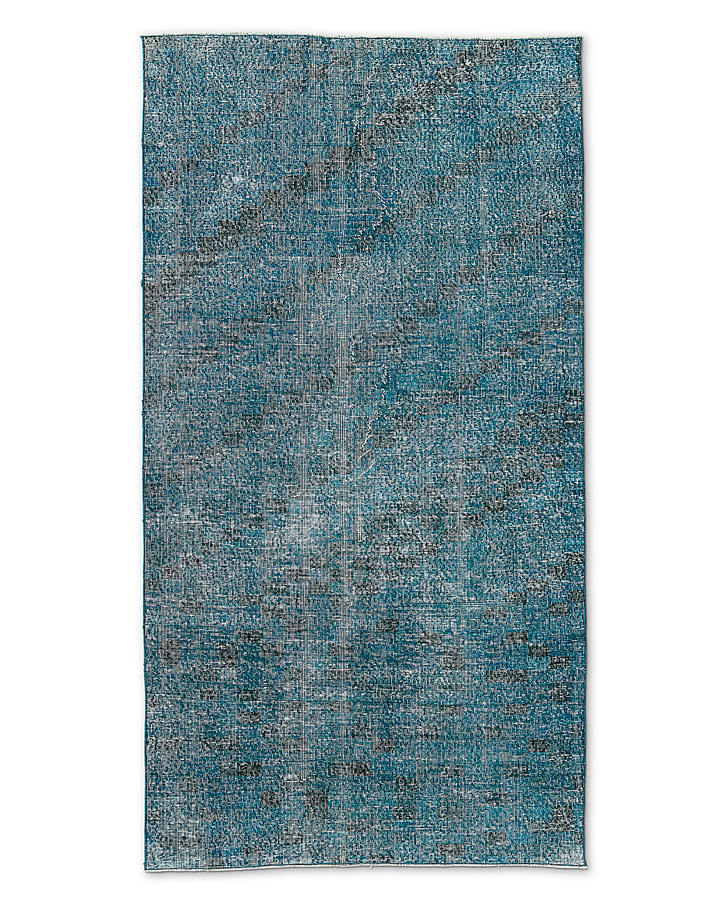 "Vintage Color-Wash Rug 4'5"" X 8'4"""