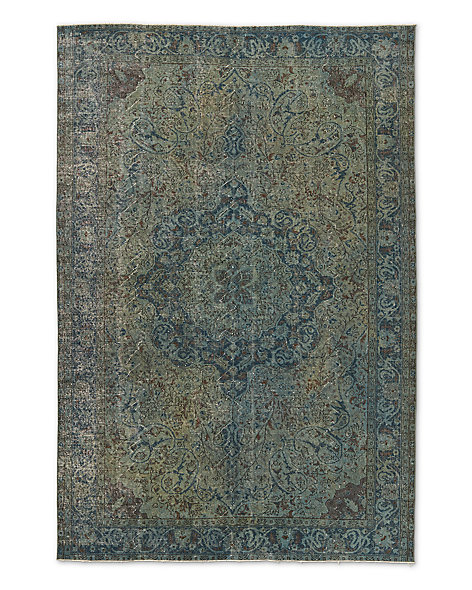 "Vintage Colorwash Rug 6'6"" X 9'9"""