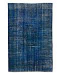 "Vintage Color-Wash Rug 5'7"" X 8'8"""