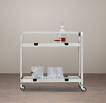 Carlyle Bar Cart