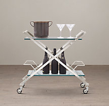 Rickey Bar Cart