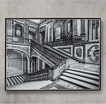William Curtis Rolf: Versailles Queen's Staircase
