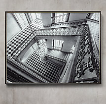William Curtis Rolf: Versailles Questel Staircase
