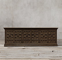 17th C. Castelló Sideboard
