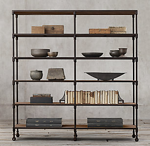 Open Shelving  RH