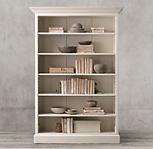 Montpellier Panel Single Shelving