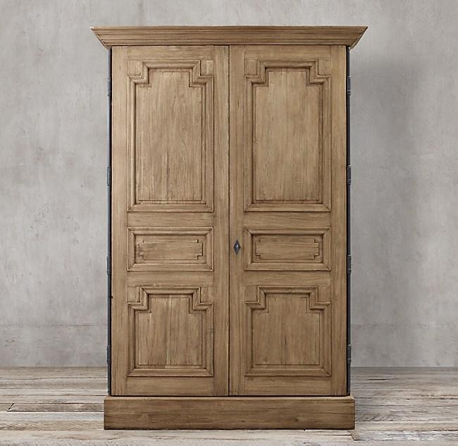 Montpellier Panel Double Door Cabinet