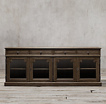 Montpellier Glass Sideboard