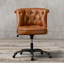 Treviso Tufted Desk Chair