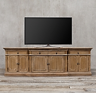 St James Panel 100 Quot Media Console