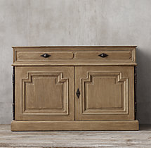Montpellier Single Extra-Wide Vanity Base