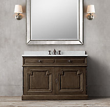 Montpellier Extra-Wide Single Vanity