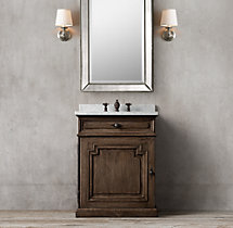 Montpellier Vanity Powder Room Sink