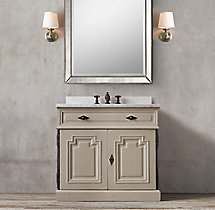 Montpellier Single Vanity