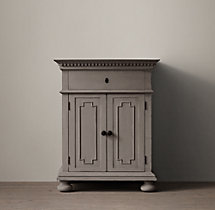 St. James Powder Room Vanity Base