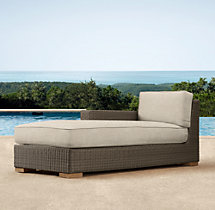 Biscayne Classic Left/Right-Arm Chaise Cushions