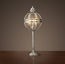 Victorian Hotel Table Lamp